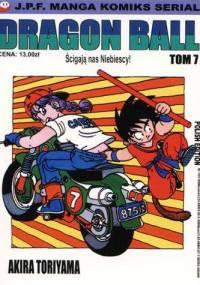 Dragon Ball: Ścigają nas Niebiescy! - Akira Toriyama