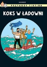 Przygody Tintina 19 - Koks w ładowni - Hergé