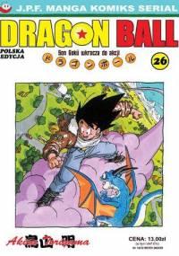 Dragon Ball: Son Goku wkracza do akcji - Akira Toriyama