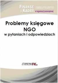 Problemy księgowe NGO w pytaniach i odpowiedziach
