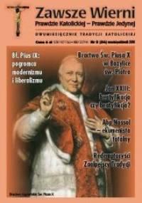 Zawsze wierni, wrzesień-październik 2000 - Redakcja pisma Zawsze wierni