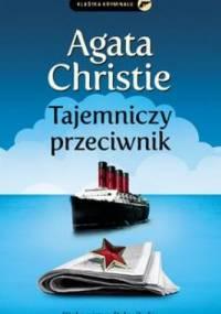 Tajemniczy przeciwnik - Agatha Christie