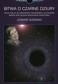 Bitwa o czarne dziury - Leonard Susskind