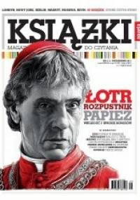 Książki. Magazyn do czytania, nr 2/ wrzesień 2011