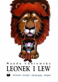 Leonek i lew - Wanda Chotomska