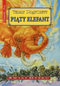 Piąty elefant - Terry Pratchett