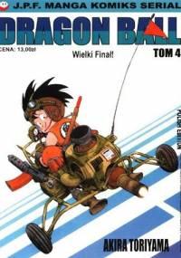 Dragon Ball: Wielki Finał! - Akira Toriyama