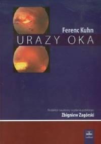Urazy oka - Zbigniew Zagórski