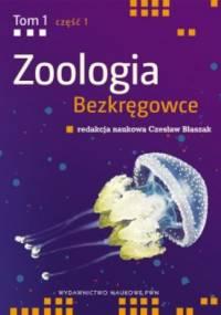 Zoologia t. I Bezkręgowce cz. I Nibytkankowce-pseudojamowce - praca zbiorowa, Czesław Błaszak