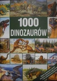 1000 dinozaurów - Helmut Werner