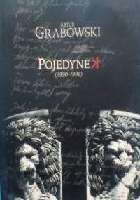Pojedynek - Artur Grabowski