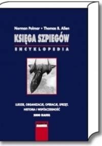 Księga Szpiegów - Thomas B. Allen