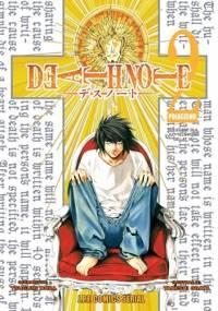 Death Note #2: Połączenie - Tsugumi Ohba, Takeshi Obata