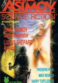 Isaac Asimov's science fiction Październik 1992