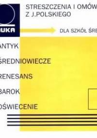Wydawnictwo Eduka Streszczenia I Omowienia Z Polskiego CD1-CD5 [AUDIOBOOK PL]