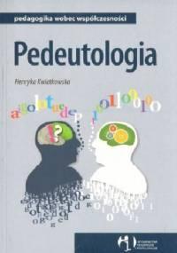 Pedeutologia - Henryka Kwiatkowska