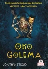 Oko Golema - Jonathan Stroud