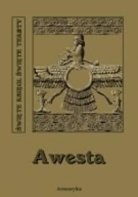 Awesta - Wendidad - autor nieznany
