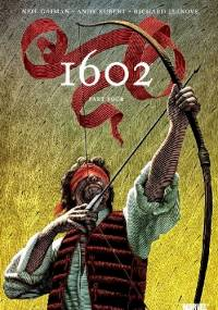 1602 #4 - Neil Gaiman