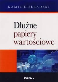 Dłużne papiery wartościowe - Kamil Liberadzki