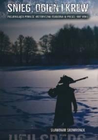 Śnieg, ogień i krew 1807 - Sławomir Skowronek