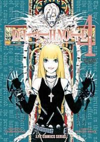 Death Note #4: Miłość - Tsugumi Ohba, Takeshi Obata