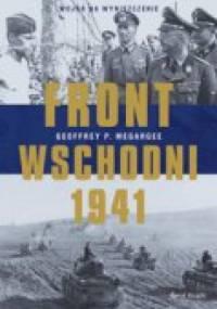 Front Wschodni 1941 - Geoffrey P. Megargee