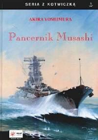 Pancernik Musashi - Akira Yoshimura