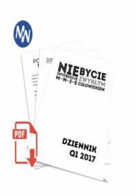 Dziennik Q1 2017 - Nie interesuje mnie bycie zwykłym człowiekiem - Michał Wawrzyniak