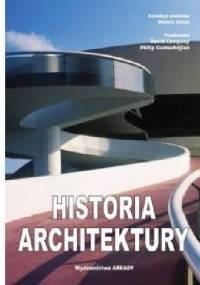 Historia architektury - praca zbiorowa