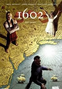 1602 #8 - Neil Gaiman