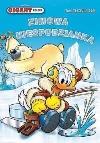 Gigant 1/2015: Zimowa niespodzianka - Walt Disney, Redakcja magazynu Kaczor Donald