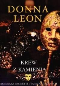 Krew z kamienia - Donna Leon