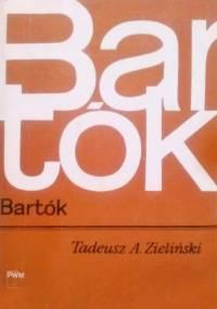 Bartók - Tadeusz A. Zieliński