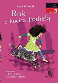 Rok z kocicą Izabelą - Ewa Nowak, Mikołaj Kamler