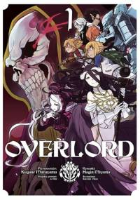 Overlord #1 - Maruyama Kugane, Fugin Miyama