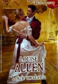 Lekcje uwodzenia - Louise Allen