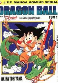 Dragon Ball: Son Goku i jego przyjaciele - Akira Toriyama