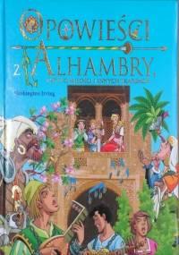 Opowieści z Alhambry - Washington Irving