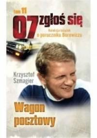 Wagon pocztowy - Krzysztof Szmagier