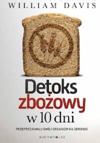 Detoks zbożowy w 10 dni - William Davis