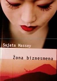 Żona biznesmena - Sujata Massey