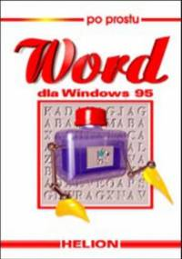 Po prostu Word dla Windows 95 - David Browne