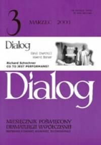 Dialog, nr 3 / marzec 2003