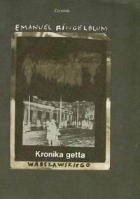 Emanuel Ringelblum - Kronika getta warszawskiego [Audiobook PL]
