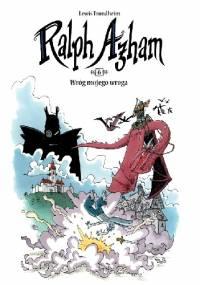 Ralph Azham, tom 6: Wróg mojego wroga - Lewis Trondheim