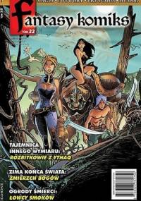 Fantasy Komiks t.22