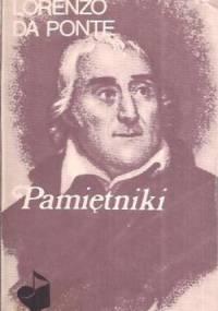 Pamiętniki - Lorenzo da Ponte
