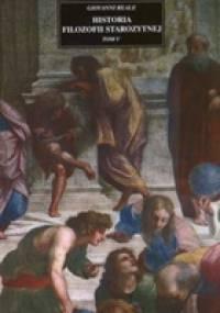 Historia filozofii starożytnej, tom V. Słownik, indeksy i bibliografia - Giovanni Reale