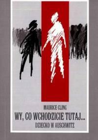 Wy, co wchodzicie tutaj... Dziecko w Auschwitz - Maurice Cling
